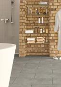 expona domestic Stone Grey French Sandstone - Klebe Vinylboden