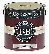 Farrow & Ball Estate Emulsion 2,5 Liter - BALL GREEN No. 75