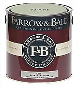 Farrow & Ball Estate Emulsion 2,5 Liter - BLUE GRAY No. 91