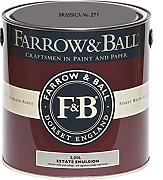 Farrow & Ball Estate Emulsion 2,5 Liter - BRASSICA No. 271
