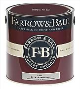 Farrow & Ball Estate Emulsion 2,5 Liter - BRINJAL No. 222