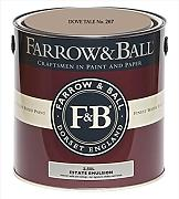 Farrow & Ball Estate Emulsion 2,5 Liter - DOVE TALE No. 267