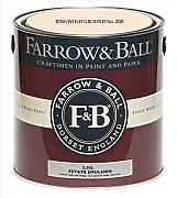 Farrow & Ball Estate Emulsion 2,5 Liter - RINGWOLD GROUND No. 208