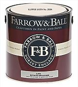 Farrow & Ball Estate Emulsion 2,5 Liter - SLIPPER SATIN No. 2004