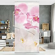 schiebegardine orchidee g nstig online kaufen lionshome. Black Bedroom Furniture Sets. Home Design Ideas