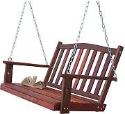 schaukelbank holz g nstig online kaufen lionshome. Black Bedroom Furniture Sets. Home Design Ideas