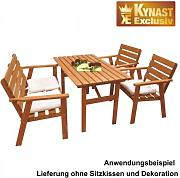 gartenm bel kynast exklusiv g nstig online kaufen lionshome. Black Bedroom Furniture Sets. Home Design Ideas