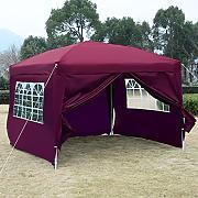 gartenpavillon 3x3 wasserdicht g nstig online kaufen lionshome. Black Bedroom Furniture Sets. Home Design Ideas