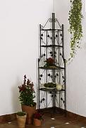 blumenregal metall g nstig online kaufen lionshome. Black Bedroom Furniture Sets. Home Design Ideas