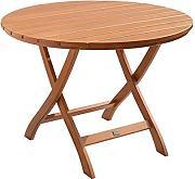 Gartentisch rund holz  Gartentisch Holz Klappbar Rund – jetpulse.info