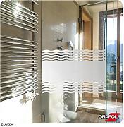 sichtschutzfolie dusche g nstig online kaufen lionshome. Black Bedroom Furniture Sets. Home Design Ideas