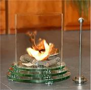 Glasfeuer SiGer Decor