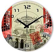 Goonss Style Decorative Wall Clock For Living Room Warranty 3 Years Fashion Home Decor Silent Wall Clock Watch Gift,Style 1,16Inch 40Cm