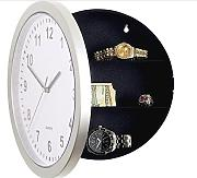 Goonss Wall Clock With Hidden Compartments Keep Gold Silver Jewellery Money Safe New Clock Hidden Safe