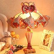 Gute Sache Tischleuchte Hirtenlampe Schlafzimmer Nachttischlampe Warm Geschnitzte Geschenk Schreibtisch Lampe Beleuchtung