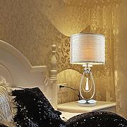 Gute Sache Tischleuchte Tabellen Lampe Nachttischlampen Kreative Einfache Moderne Kristalltischlampen Europische