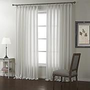 gwell gardinen & vorhänge günstig online kaufen | lionshome - Vorhange Wohnzimmer Weis