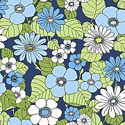 Tapeten eco tapeten g nstig online kaufen lionshome - Tapete orientalisch blau ...
