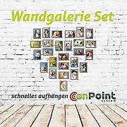 wandgalerie bilderrahmen g nstig online kaufen lionshome. Black Bedroom Furniture Sets. Home Design Ideas
