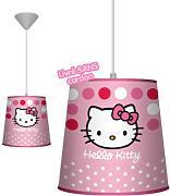 lampenschirme hello kitty g nstig online kaufen lionshome. Black Bedroom Furniture Sets. Home Design Ideas