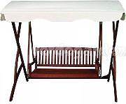hollywoodschaukel holz 3 sitzer g nstig online kaufen lionshome. Black Bedroom Furniture Sets. Home Design Ideas