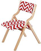 Home bequemer Klappstuhl Hocker Holz Klappstühle Massivholz Klappstühle Continental Tuch Home Stühle Stühle Bürostühle Freizeit Stühle QLM-Folding chair and stool ( Farbe : 15# )