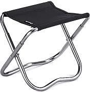 Home bequemer Klappstuhl Hocker Klappstuhl Klappstuhl Aluminium Klappstuhl Aluminiumlegierung Angelstuhl QLM-Folding chair and stool ( Farbe : 1# )
