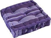 stuhlkissen lila g nstig online kaufen lionshome. Black Bedroom Furniture Sets. Home Design Ideas