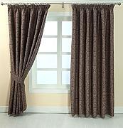 vorh nge blickdicht homescapes g nstig online kaufen lionshome. Black Bedroom Furniture Sets. Home Design Ideas
