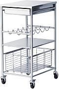 Küchenwagen edelstahl  Küchenwagen Ikea   ambiznes.com