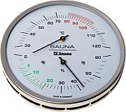 Interline 40940540 Luxuriöser Thermometer-Hygrometer