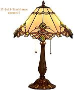 Jane Outi amerikanisches Land Barock Tiffany-Lampen