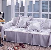JY$ZB Rutschhemmende Sofa-Abdeckung Sofa-Kombination Handtuch Single / Two / Three / Vier-Sitzer Plain Couch Cover , 215*300Sofa Cover