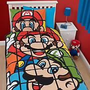 bettw sche nintendo g nstig online kaufen lionshome. Black Bedroom Furniture Sets. Home Design Ideas
