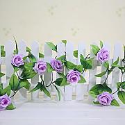 kunstpflanzen lila g nstig online kaufen lionshome. Black Bedroom Furniture Sets. Home Design Ideas