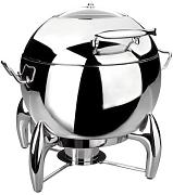Lacor 69098 Chafing Dish Luxe Suppe