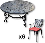 gartenm bel lazy susan g nstig online kaufen lionshome. Black Bedroom Furniture Sets. Home Design Ideas