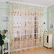 gardinen vorh nge bunt g nstig online kaufen lionshome. Black Bedroom Furniture Sets. Home Design Ideas