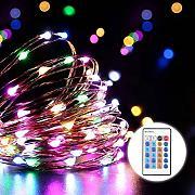 led lichterkette dimmbar g nstig online kaufen lionshome. Black Bedroom Furniture Sets. Home Design Ideas