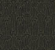 Livingwalls Vliestapete Revival Tapete Grafisch 10, 05 M x 0, 53 M Made in Germany 342413 34241-3, Schwarz