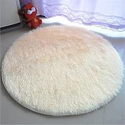badteppich rund beige g nstig online kaufen lionshome. Black Bedroom Furniture Sets. Home Design Ideas