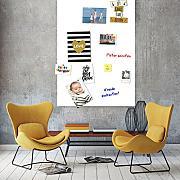 magnetische kreidetafel g nstig online kaufen lionshome. Black Bedroom Furniture Sets. Home Design Ideas