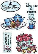Marianne Design Coffee Time Stempel