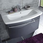Waschbecken rund mit unterschrank  Waschtisch Rund Mit Unterschrank günstig online kaufen | LIONSHOME