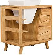 Waschtischunterschrank holz stehend  Waschtisch Holz günstig online kaufen | LIONSHOME