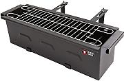 Mayer Barbecue BRENNA Holzkohle Balkongrill, Geländergrill MBG-300 Basic