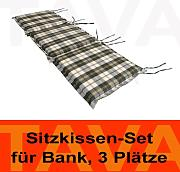 sitzauflagen f r gartenst hle g nstig online kaufen lionshome. Black Bedroom Furniture Sets. Home Design Ideas
