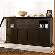 highboards sideboard highboard g nstig online kaufen. Black Bedroom Furniture Sets. Home Design Ideas