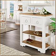 anrichte landhausstil g nstig online kaufen lionshome. Black Bedroom Furniture Sets. Home Design Ideas