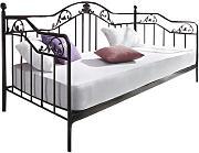 einzelbetten einzelbett 90x200 g nstig online kaufen seite 2 lionshome. Black Bedroom Furniture Sets. Home Design Ideas